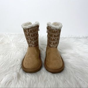 Michael Kors Fur Lined Child's Boots